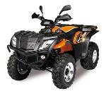 ATV 300/320 Muddy 4x2/4x4