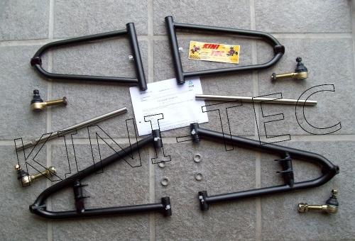 Sport-Fahrwerk Querlenker A-Arm-Set Race +100 (Yamaha 700R)