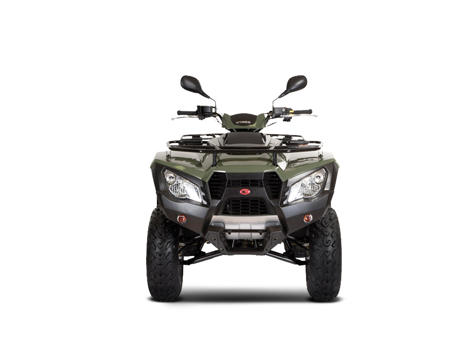 kymco atv mxu 300 r lof quad und e bike point kini. Black Bedroom Furniture Sets. Home Design Ideas