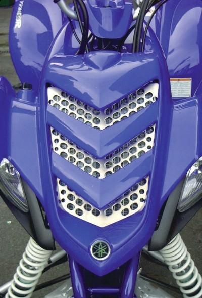 Protektor Kühler Schutzgrill AXP (Yamaha Raptor 700)