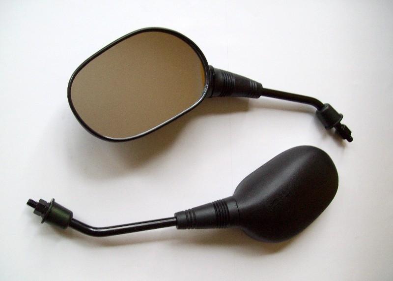 Rückspiegelsatz lang 10mm (universal)