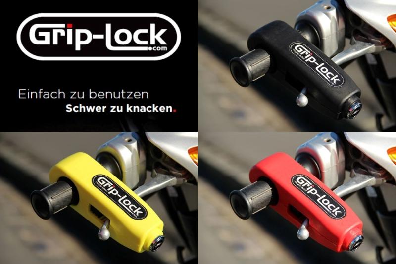 Bremshebel-Sicherheitsschloss GRIP-LOCK (universal)