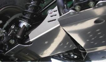 Protektor A-Armschutz AXP vorne (Yamaha Bruin 350)