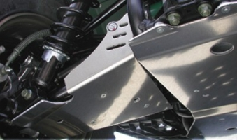Protektor A-Armschutz AXP vorne (Yamaha Kodiak 400/450)
