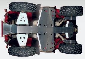 Protektor Unterfahrschutz AXP (BRP Outlander 400)