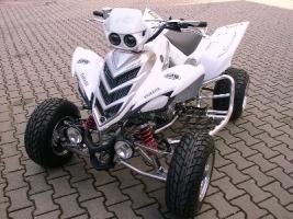 Sport-Tieferlegungs-Kit H&R (Yamaha Raptor 700)
