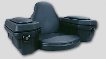 Koffer hinten mit Zusatzsitz (ART)