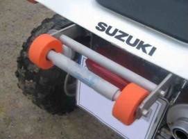 Wheelie-Bar-Kit (Suzuki LTZ 400)