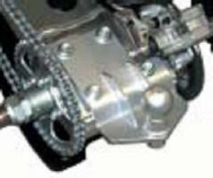 Anhängerkupplung (Suzuki LTZ 400)