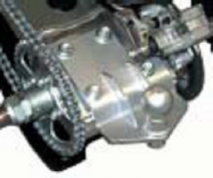 Anhängerkupplung (Kawasaki KFX 400)