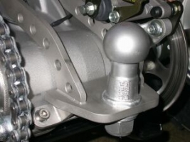 Anhängerkupplung (Yamaha Raptor 350)