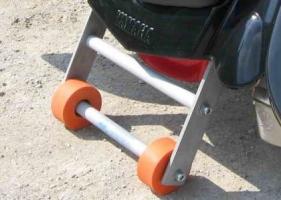 Wheelie-Bar-Kit (Yamaha Raptor 660 ab Bj. 04)