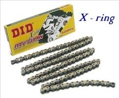 Kette 520ATV X-Ring Gold (D.I.D)