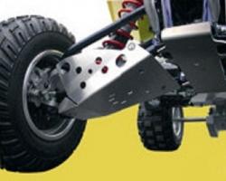Protektor A-Armschutz Racing AXP (Suzuki LTR 450)