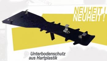 Protektor Unterfahrschutz AXP Kunststoff (Suzuki LTR 450)