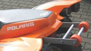 Wheelie-Bar-Kit (Polaris Predator 500)