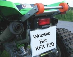 Wheelie-Bar-Kit (Kawasaki KFX 700)
