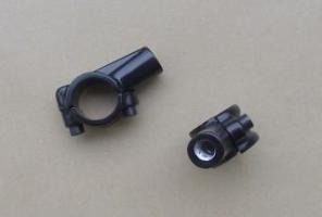 Spiegelhalter-Set 10mm Rechtsgewinde (Universal)