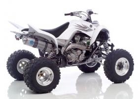 Auspuff Leo Vince X3 Slip-On (Yamaha YFM 700R bis Modell 2014
