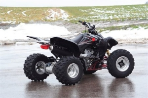 Sport-Fahrwerk KW Ausführung A (Suzuki LTZ 400)