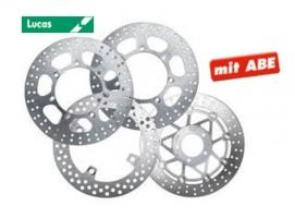 Bremsscheiben S-Design Lucas (Kawasaki KFX 400)