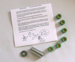 Tuning-Variohülsen-/Rollen-Kit (Arctic Cat DVX/Utility 250)