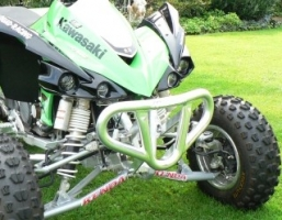 Scheinwerfer-Set ECE (Kawasaki KFX 450)