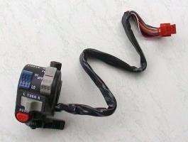Schaltereinheit Lenkerschalter links ATV/Quad (universal)