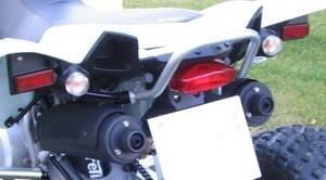Erste-Hilfe-Set Twin-Pipe (Access SP 250/300 Sport)