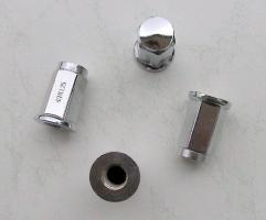 Felgen Radmuttern-Satz Flachbund 10 mm (CLUG11)