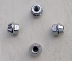 Felgen Radmuttern-Satz Kegelbund 10 mm OEM (DLUG10)