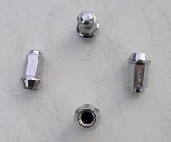 Felgen Radmuttern-Satz Kegelbund 10 mm (ALUG14)