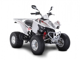 Kymco Quad Maxxer 300 Wide On-/Offroad (LoF-Zulassung)