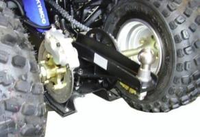 Anhängerkupplungs-Kit (Kymco MXU 250)