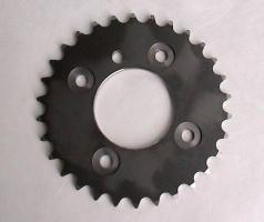 Kettenrad für Kettenradaufnahme Yamaha 660 R (32-33)