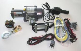 Seilwinden-Kit 3000 1.4 (Kymco MXU 400)