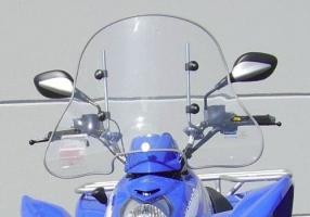 Windschild/Wetterschutzscheibe (KXR/Maxxer 250/300)