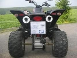 Erste-Hilfe-Set Twin-Pipe (Yamaha 660 Raptor)