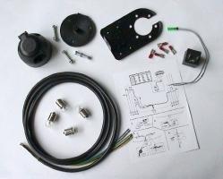 Anhängerkupplung-Elektro-Satz (Universal)