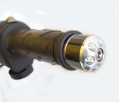 Lenkerenden/Vibrationsdämpfer carbon (universal)