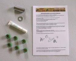 Tuning-Variohülsen-/Rollen-Kit (Access 300 Sport/Utility)