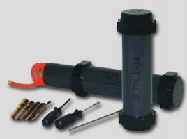 Reifen-Reparaturkit mit Luftpumpe Flat-Pack (Universal