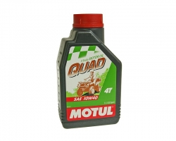 Motoröl 10W-40 Quad -4T Motul (Quad/ATV/UTV)
