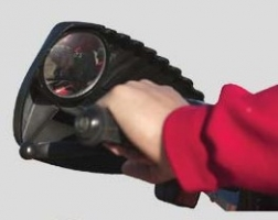 Handprotektoren mit Spiegel Kolpin (Universal)