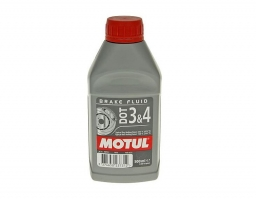 Bremsflüssigkeit DOT 3 / DOT 4 Motul (ATV/Quad/UTV/Roller/Bike)
