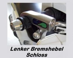 Bremshebelschloss (universal)