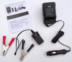 Batterie-Automatiklader 6 und 12 Volt (universal)