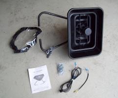 Schleuderstreuer SC-30 elektrisch 12 Volt (universal)
