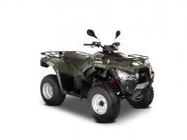 Kymco ATV MXU 300 R 4x2 offroad (LoF-Zulassung)