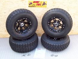 Felgen-Reifen-Satz Alu Topline (Suzuki KingQuad LTA 700/750)